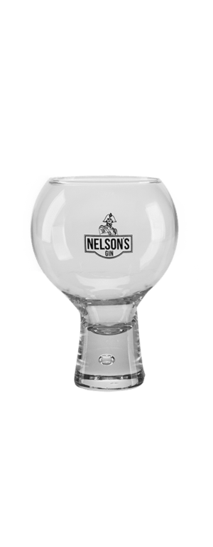 Nelson's gin glasses