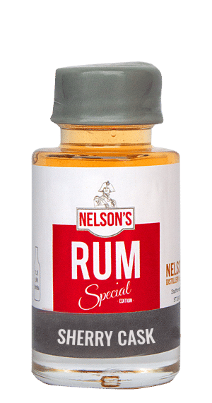 Sherry cask rum 30ml